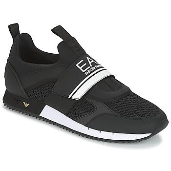 Zapatos Hombre Zapatillas bajas Emporio Armani EA7 BLACK & WHITE U Negro