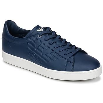 Zapatos Hombre Zapatillas bajas Emporio Armani EA7 CLASSIC U Azul