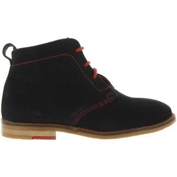 Zapatos Niños Botas de caña baja Cheiw 46072 Azul