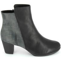 Zapatos Mujer Botines TBS Katelyn Noir Negro