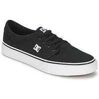 Zapatos Hombre Zapatillas bajas DC Shoes TRASE TX MEN Negro / Blanco