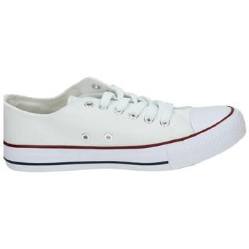 Demax Lonas blancas Blanco - Zapatos Deportivas bajas Mujer 806