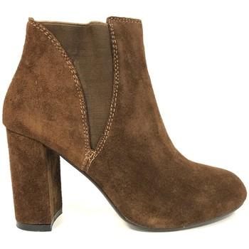 Zapatos Mujer Botines Cassis Côte d'Azur Cassis cote d'azur Bottine Lassie Camel Marrón