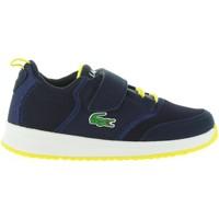 Zapatos Niños Zapatillas bajas Lacoste 33SPC1004 LIGHT NV1 NVY Azul