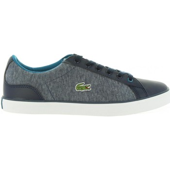 Zapatos Mujer Zapatillas bajas Lacoste 34CAJ0010 LEROND Azul