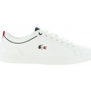 Zapatos Hombre Zapatillas bajas Lacoste 34CAM0064 STRAIGHTSET Blanco