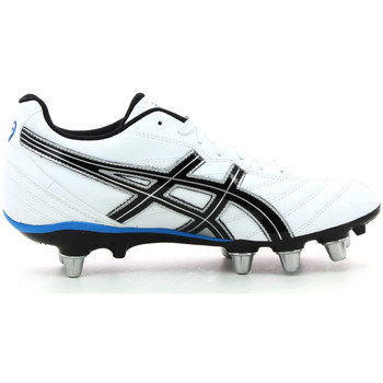 Zapatos Hombre Rugby Asics Lethal Scrum Blanco