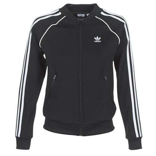 adidas Originals SST TT Negro - Envío gratis | ! - textil chaquetas de deporte Mujer