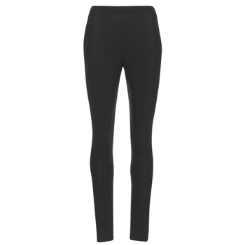 textil Mujer leggings adidas Originals TREFOIL TIGHT Negro