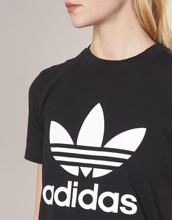 adidas Originals TREFOIL TEE Negro