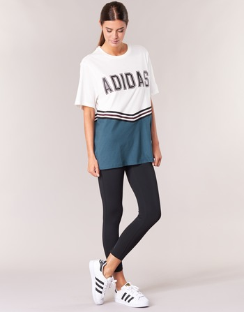 adidas Originals ADIBREAK SS TEE Blanco / Marino