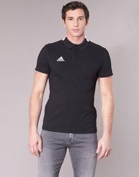 textil Hombre polos manga corta adidas Performance CON18 CO POLO Negro