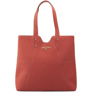 Bolsos Mujer Bolso shopping LPB Woman LPB WOMAN CABAS PORTE EPAULE TERRACOTA W17B0301 Rosa