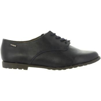 Zapatos Mujer Derbie MTNG 52653 Azul