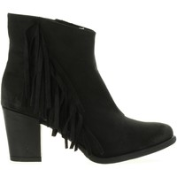 Zapatos Mujer Botines MTNG 53946 R1 Negro
