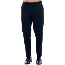 textil Hombre Pantalón de traje Jack & Jones 12120552 JPRBONO TROUSER DARK NAVY Azul marino