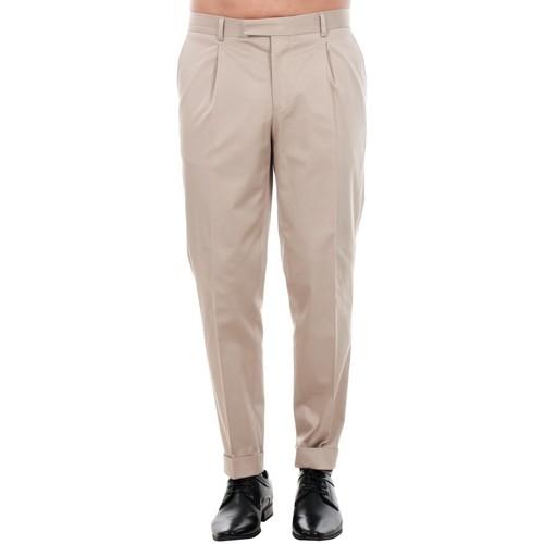Jack & Jones 12120552 JPRBONO TROUSER STRING Beige - textil Pantalón de traje Hombre