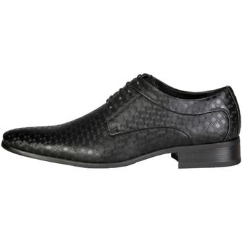 Zapatos Hombre Derbie V 1969 LAZARE NERO Negro