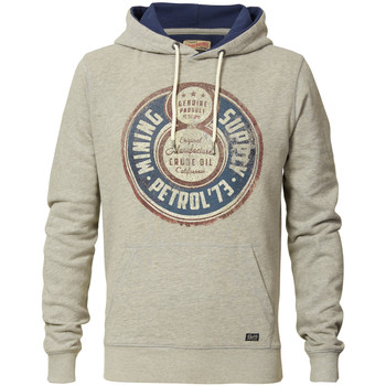 textil Hombre sudaderas Petrol Industries SweaterSWH010 Gris