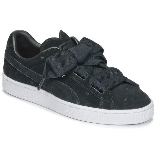 Puma S Low City - Zapatillas de skateboarding para hombre, tamaño 36 UK, color negro