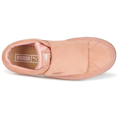 Rosa Zapatos Mujer Zapatillas Puma Platformstrap Ep W's Satin Bajas b7vfgYy6
