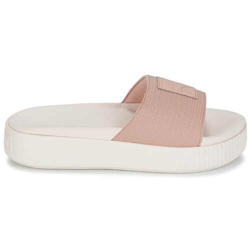 Mujer Rosa Wns Ep Slide ZuecosmulesPuma Zapatos Platform mnwNv0O8