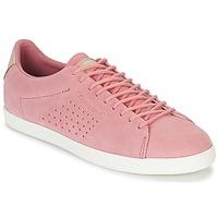Zapatos Mujer Zapatillas bajas Le Coq Sportif CHARLINE SUEDE Rosa