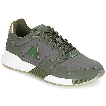 Zapatos Mujer Zapatillas bajas Le Coq Sportif OMEGA X W METALLIC Kaki