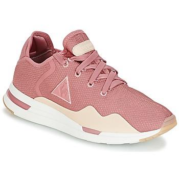 Zapatos Mujer Zapatillas bajas Le Coq Sportif SOLAS W SUMMER FLAVOR Rosa