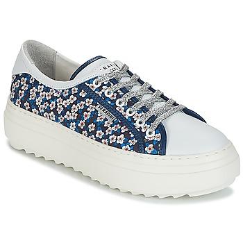 Zapatos Mujer Zapatillas bajas Serafini SOHO Azul