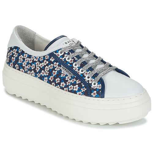 Los zapatos más populares para hombres y mujeres Zapatos especiales Serafini SOHO Azul