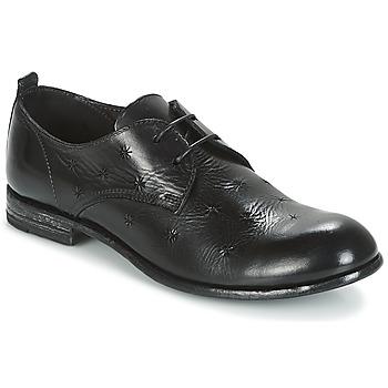 Zapatos Mujer Derbie Moma CROSS-NERO Negro