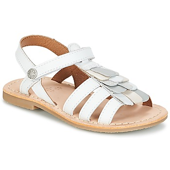 Zapatos Niña Sandalias Aster CORELLE Blanco