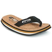 Zapatos Hombre Chanclas Cool shoe ORIGINAL Negro / Camel