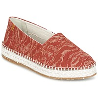 Zapatos Mujer Alpargatas El Naturalista SEAWEED CANVAS Rojo / Naranja