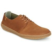 Zapatos Hombre Derbie El Naturalista AMAZONIAS Marrón