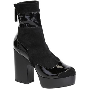 Zapatos Mujer Botines Pierre Hardy LM05 nero