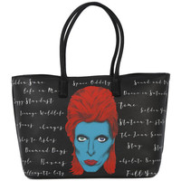 Bolsos Mujer Bolso shopping Richmond BOWIE LARGE SHOPPING BAG Nero