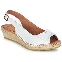 Zapatos Mujer Sandalias Heyraud CLORANE Blanco