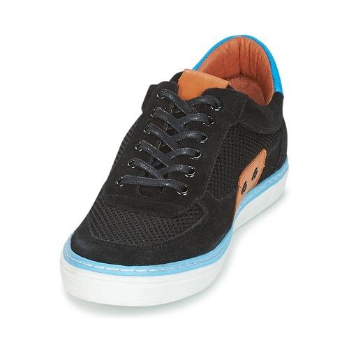 Zapatos especiales para hombres y mujeres Pataugas PHIL-NOIR Negro