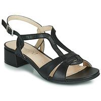 Zapatos Mujer Sandalias Caprice SATIBO Negro
