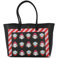 Bolsos Mujer Bolso shopping Richmond GEISHA LARGE SHOPPING BAG Nero