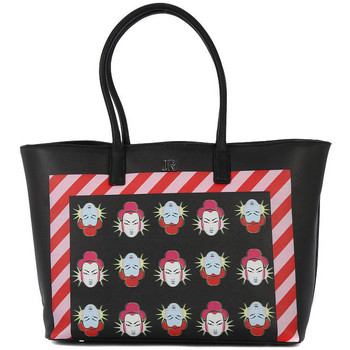 Richmond Geisha Large Shopping Bag