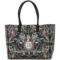 Bolsos Mujer Bolso shopping Richmond CREST LARGE SHOPPING BAG Nero
