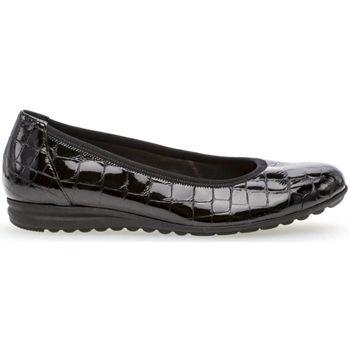 Zapatos Mujer Bailarinas-manoletinas Gabor 72.620/87T35 - 2.5 Negro