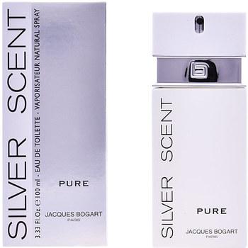 Belleza Hombre Agua de Colonia Jacques Bogart Silver Scent Pure Edt Vaporizador  100 ml