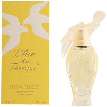 Belleza Mujer Agua de Colonia Nina Ricci L'Air Du Temps Edt Vaporizador  50 ml