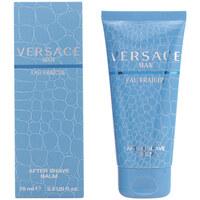 Belleza Hombre Cuidado Aftershave Versace Eau Fraîche After Shave Balm  75 ml
