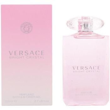 Belleza Mujer Productos baño Versace Bright Crystal Gel De Ducha  200 ml