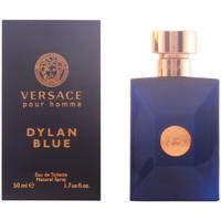 Belleza Hombre Agua de Colonia Versace Dylan Blue Edt Vaporizador  50 ml